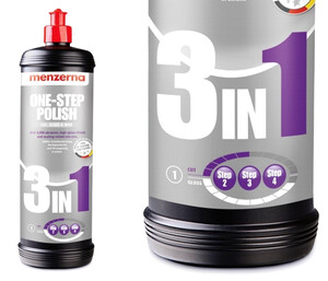 All in One 3w1 MENZERNA - One Step Polish 3IN1 1L