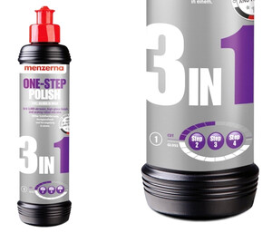 All in One 3w1 MENZERNA - One Step Polish 3IN1 250ml