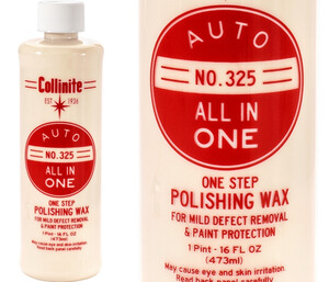All In One COLLINITE - 325 Auto Cleaner Wax 473ml